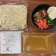 お家で作るソーキそば  ¥810